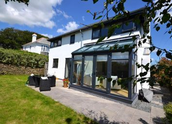 Thumbnail 4 bed detached house for sale in Laurel Lane, Kelly Bray, Callington, Cornwall