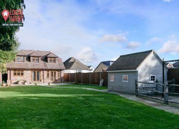 Thumbnail 5 bed detached house for sale in Southfields Road, West Kingsdown, Sevenoaks