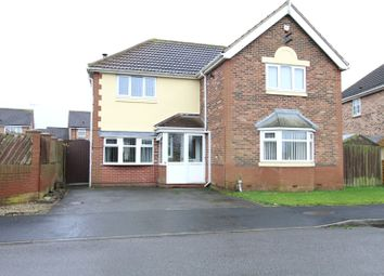 Thumbnail 4 bedroom detached house for sale in Primrose Way, Scunthorpe, North Lincolnshire
