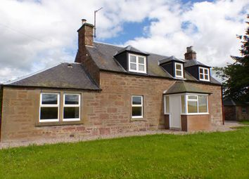 Thumbnail 4 bed farmhouse to rent in Airlie, Kirriemuir