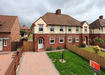 Thumbnail 4 bedroom semi-detached house to rent in Overdale, Overdale, Telford