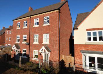 Thumbnail 4 bed semi-detached house for sale in Ashwick Mead, Great Denham