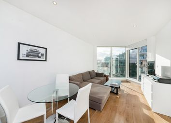 Thumbnail 2 bed flat to rent in Ensign House, Battersea Reach