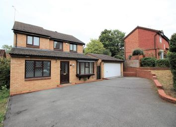 Thumbnail 4 bed detached house for sale in Huscarle Way, Tilehurst, Reading