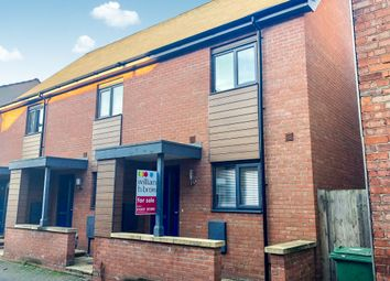Thumbnail 2 bed end terrace house for sale in Pulvertoft Lane, Boston