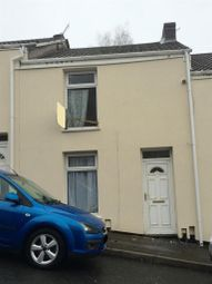 Thumbnail 2 bed property to rent in Peters Terrace, Waun Wen, Swansea.