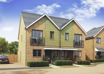 Thumbnail 2 bed semi-detached house for sale in The Sycamore At Springhead Park, Wingfield Bank, Northfleet, Gravesend