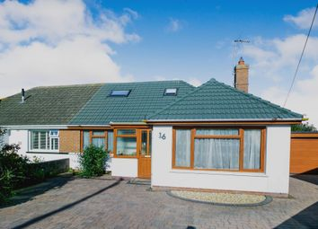 Thumbnail 3 bed semi-detached bungalow for sale in Nottage Mead, Nottage, Porthcawl