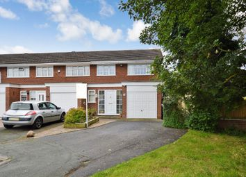Thumbnail 3 bed end terrace house for sale in Wealstone Court, Newton Lane, Newton, Chester