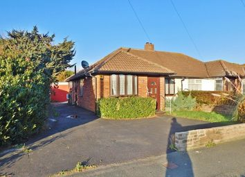 Thumbnail 3 bed semi-detached bungalow for sale in Harold Road, Stubbington, Fareham