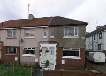 Thumbnail 3 bed terraced house to rent in Coalhall Avenue, Motherwell, North Lanarkshire