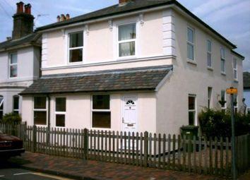 Thumbnail 2 bedroom semi-detached house to rent in Western Road, Tunbridge Wells