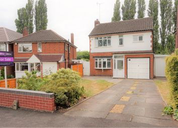 Thumbnail 3 bed detached house for sale in Pear Tree Road, Birmingham