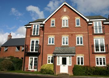 Thumbnail 2 bed flat for sale in Meadowview, Hungerford