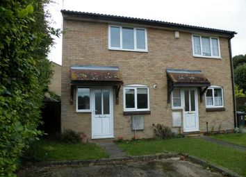 Thumbnail 2 bedroom semi-detached house to rent in Elstone, Orton Waterville, Peterborough