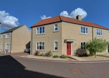 3 bed semi-detached house for sale in Chambers Way, Little Downham, Ely CB6