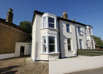 Thumbnail 3 bed end terrace house to rent in Grove Road, Leytonstone