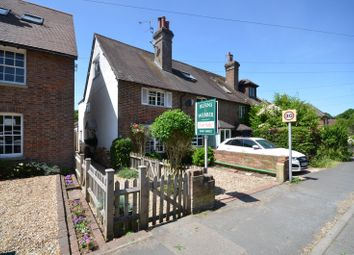 Thumbnail 3 bed end terrace house for sale in Hazelbank Cottages, The Street, Ewhurst
