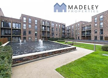 Thumbnail 1 bed flat to rent in Madeleine Court, Stanmore Place, London