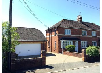 Thumbnail 4 bedroom semi-detached house for sale in Redhills, Exeter