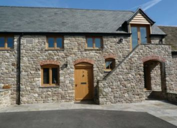 Thumbnail 2 bed barn conversion to rent in Trostrey, Usk