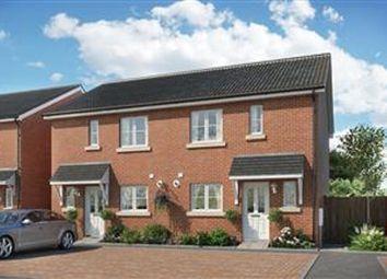 Thumbnail 3 bedroom end terrace house for sale in Portland Way, Off Bramford Road, Great Blakenham, Suffolk