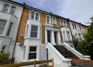 Thumbnail 1 bed flat to rent in Mosslea Road, London