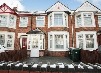 Thumbnail 2 bed terraced house for sale in Dudley Street, Little Heath, Coventry, West Midlands