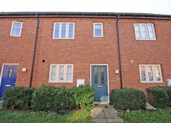 Thumbnail 3 bed terraced house to rent in Chapman Road, Wellingborough