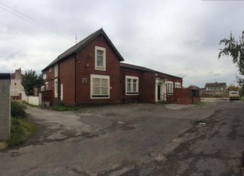 Thumbnail Pub/bar for sale in (Former) Askern Spa Central Club, Moss Road, Askern, Doncaster
