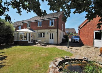 Thumbnail 4 bed detached house for sale in Oak Apple Drive, Bridgwater