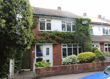 Thumbnail 3 bedroom end terrace house for sale in South Avenue, North Chingford, London