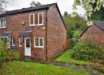 Thumbnail 1 bedroom semi-detached house for sale in Chime Bank, Manchester