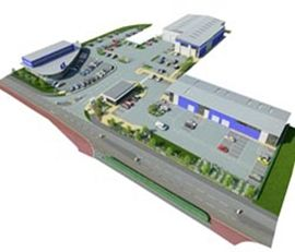 Thumbnail Retail premises to let in Canterbury Trade Park, Canterbury