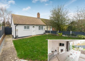 Thumbnail 2 bed semi-detached bungalow for sale in Rose Gardens, Minster, Ramsgate