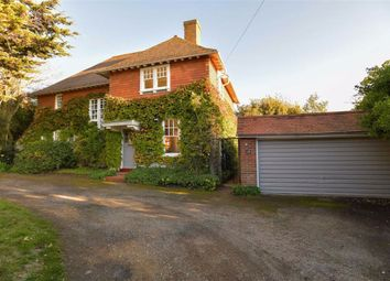 Sutton Avenue, Seaford, East Sussex BN25. 4 bed detached house for sale