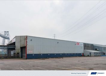 Thumbnail Industrial to let in Neptune Works Usk Way, Newport