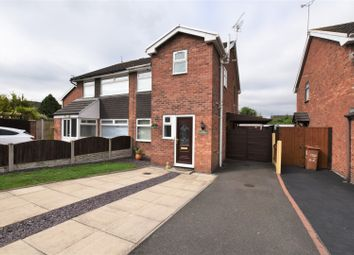 Thumbnail 3 bed semi-detached house for sale in Vyrnwy Road, Saltney, Chester
