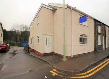 Thumbnail 3 bed end terrace house for sale in Trealaw Road, Trealaw, Tonypandy