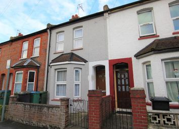 Thumbnail 3 bed terraced house for sale in Kings Avenue, Watford, Herts