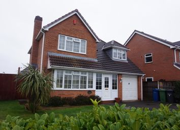 Thumbnail 4 bed detached house for sale in Whitley Avenue, Amington, Tamworth