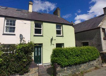 Thumbnail 2 bed terraced house for sale in Tai Caled Ffrwd, Clwt Y Bont, Caernarfon, Gwynedd.