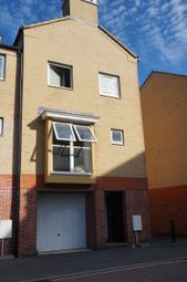 Thumbnail 4 bed town house to rent in White Star Place, Southampton