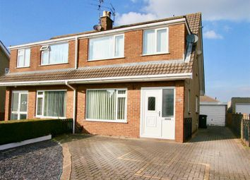 Thumbnail 3 bed semi-detached house for sale in Ashbourne Grove, Morecambe