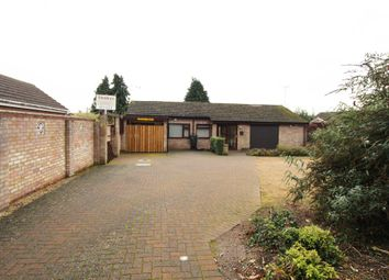 Thumbnail 3 bed detached bungalow to rent in Main Street, Hockwold, Thetford