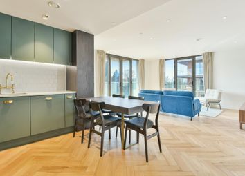 Thumbnail 2 bedroom flat to rent in Orwell Building, West Hampstead Square, London