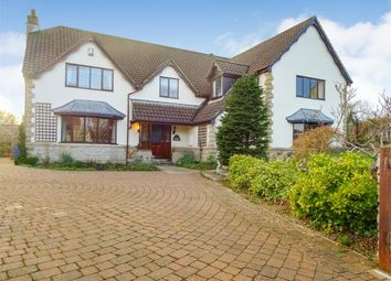 Thumbnail 4 bed detached house for sale in Redmans Hill, Blackford, Wedmore, Somerset
