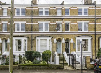 Thumbnail 4 bedroom terraced house for sale in Lillieshall Road, Clapham, London