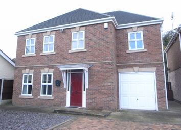 Thumbnail 3 bed detached house to rent in Coast Road, Mostyn, Holywell