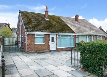 Thumbnail 2 bed semi-detached bungalow for sale in Brandreth Drive, Parbold, Wigan